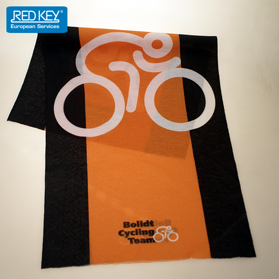 Bandana Bolidt Cycling team Image