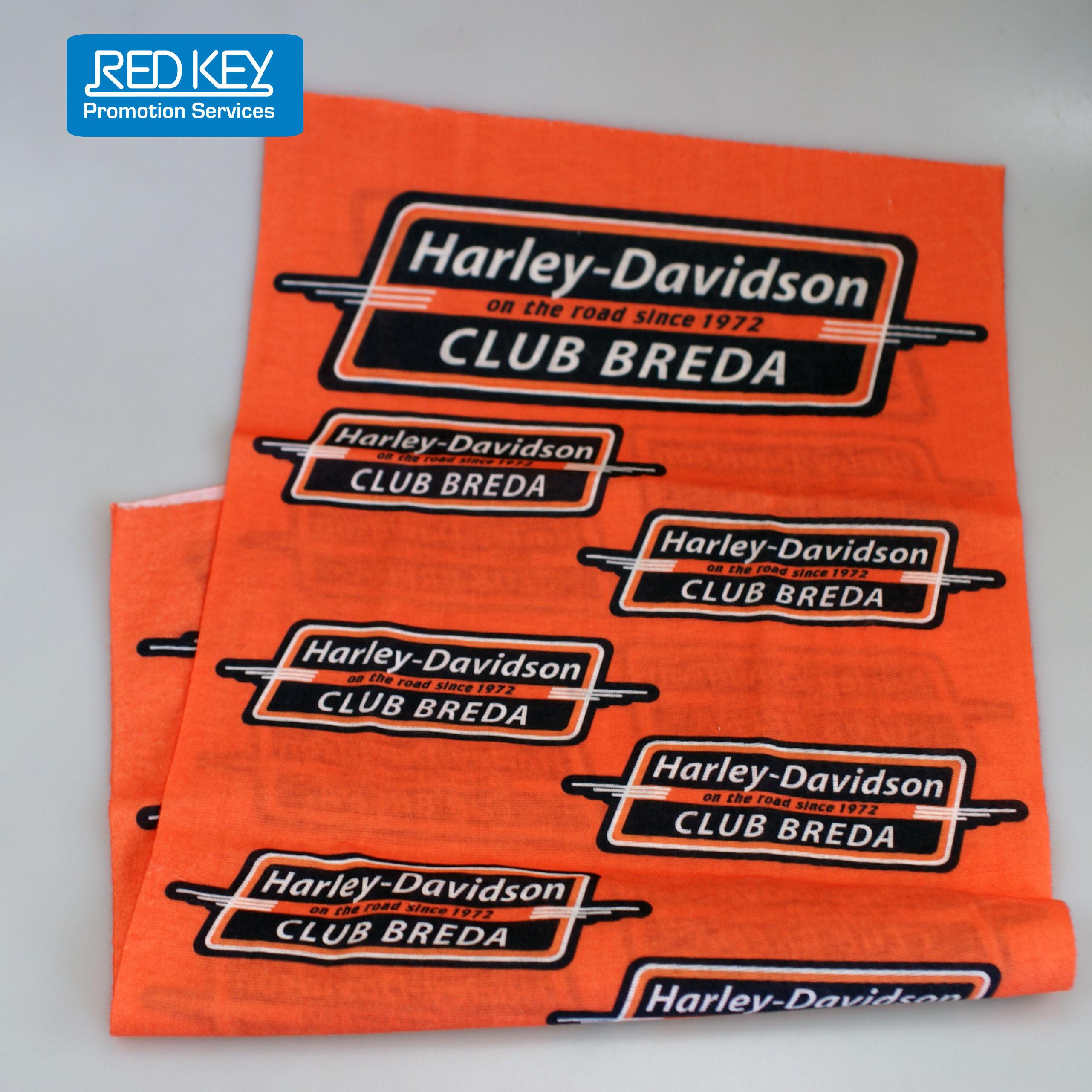 Buff bandana Harley Club Breda Image