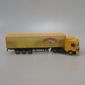 die cast scale model Gulpener truck