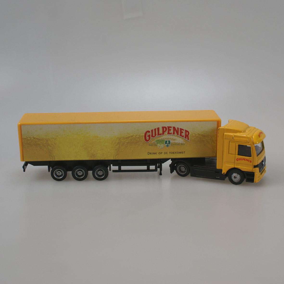 die cast scale model Gulpener truck
