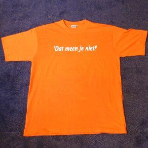 T-shirt main energie