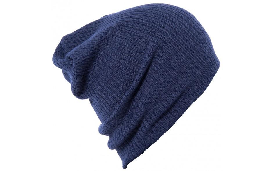 beanie marine blauw Image