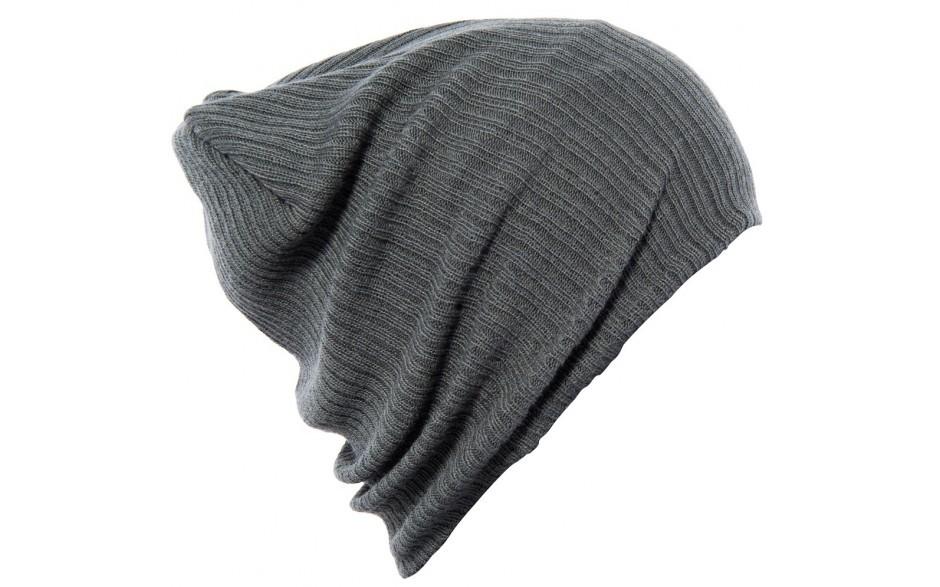 Beanie donker grijs Image