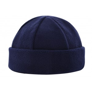 6 panel fleece muts new navy Image